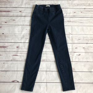 Madewell the anywhere jean size 25 pull on jeans